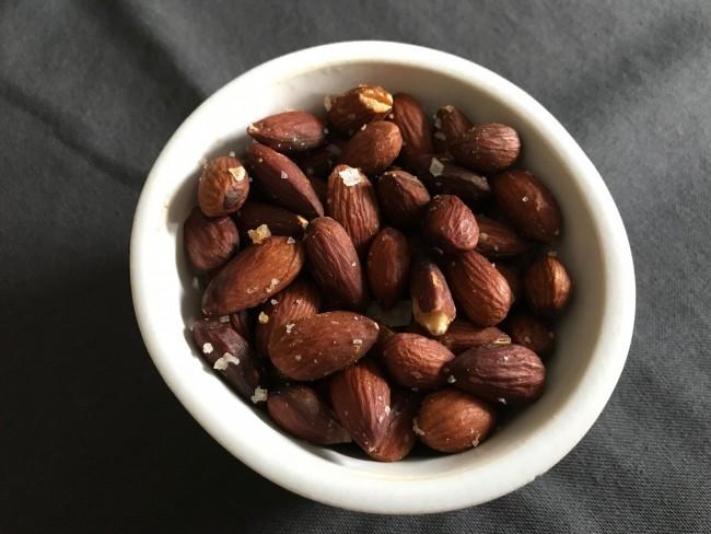 Kryddiga mandlar