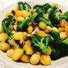 Potatisgnocchi med grönsaker